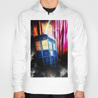 dr who Hoodies featuring dr who by shannon's art space