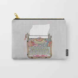 I DON'T KNOW WHAT TO WRITE YOU Carry-All Pouch