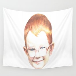 Baby Sheeran Wall Tapestry
