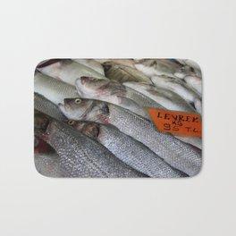 Freshwater Perch for Sale Bath Mat