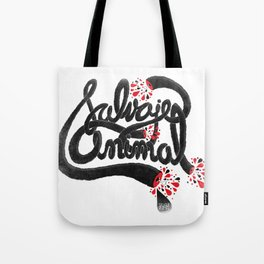 SALVAJEANIMAL headless III Tote Bag