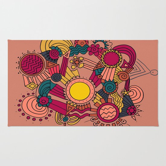 The Earthly Environment Rug