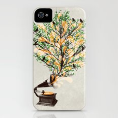 Sound of Nature iPhone (4, 4s) Slim Case