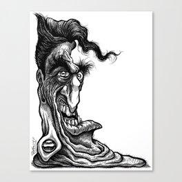 Mr. Sigur Canvas Print