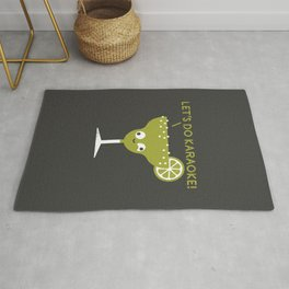 Marge in Charge Rug