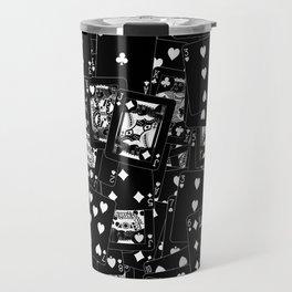 Suits You BLACK Travel Mug