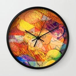 Ballin' Wall Clock