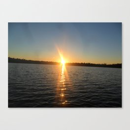 BEAUTIFUL DAY PICTURE Canvas Print