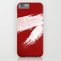 ANGER - red palette iPhone 6s Slim Case