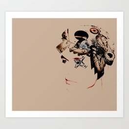 apparatus Art Print