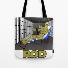 Golden Rod Tote Bag