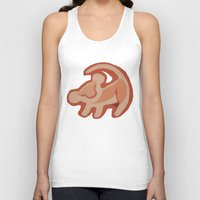 simba Tank Tops featuring Simba / Lion King by tshirtsz