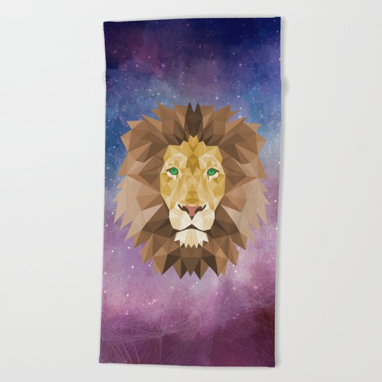 King Beach Towel