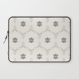 WILDFLOWER JASMIN GREY Laptop Sleeve