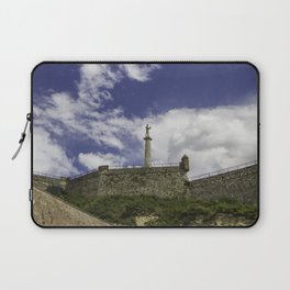 Victor in the sky Laptop Sleeve