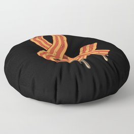 Kevin's Bacon Floor Pillow
