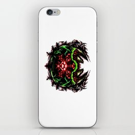 Super Metroid: Angry Baby Graphic iPhone Skin
