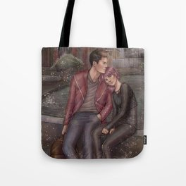 HeartRate - Minute Break Tote Bag