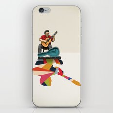 Walking Shadow, Guitarist iPhone & iPod Skin