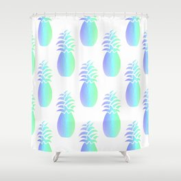 Tropical Harvest Shower Curtain