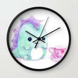 BABY DINOSAUR Wall Clock