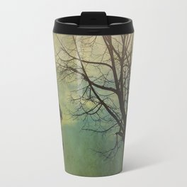 Once pon a time a park in Barcelona Travel Mug
