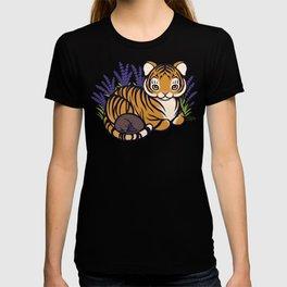 Loafing Tiger, Hidden Platypus T-shirt