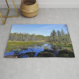 Silent Marshes Rug