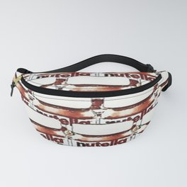 Nutella-63 Fanny Pack