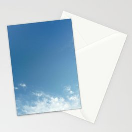 Cloud and sky 11 Stationery Cards