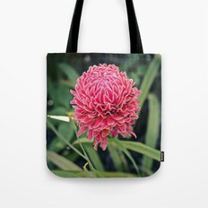 Tropical Flower: Thailand Tote Bag