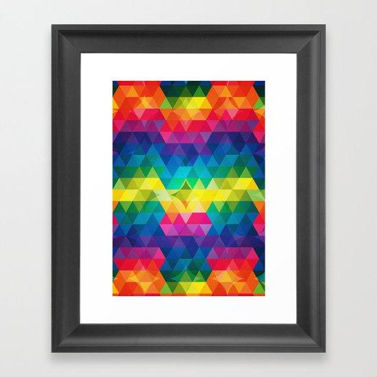 colorplay Framed Art Print
