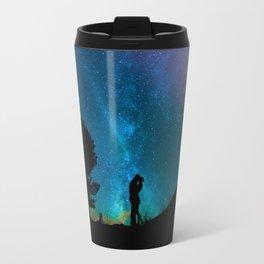 Infinite Love Beneath the Stars Travel Mug
