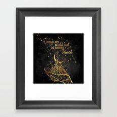 ACOMAF - Tamed Framed Art Print