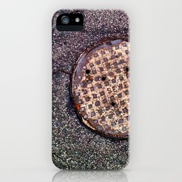 The sewer. iPhone Case