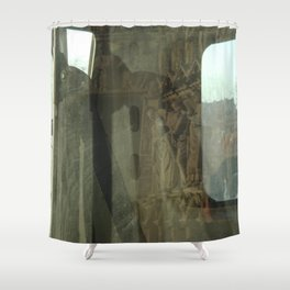 Liminal03 Shower Curtain