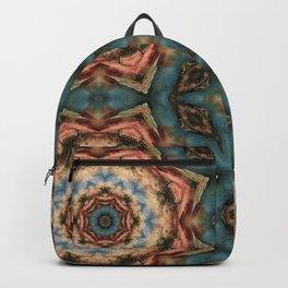 Coleção mandalas: abundância Backpack