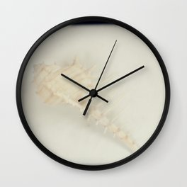 Sea shell Wall Clock