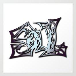 soul 2 Art Print