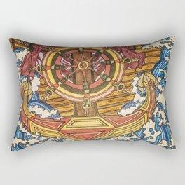THE ARK'S ANCHOR Rectangular Pillow