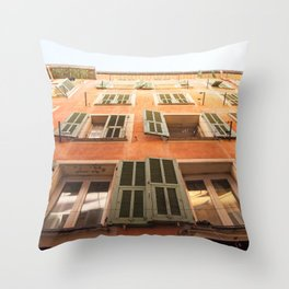 Nice France 5972 Throw Pillow