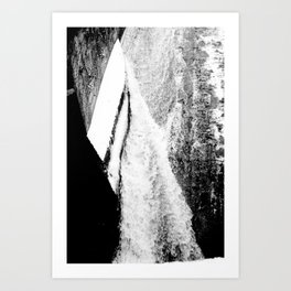 WASH YOUR HANDS, SHOW ME YOUR SOUL. Art Print