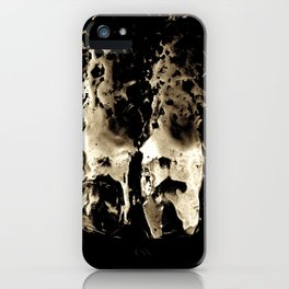 Angel Toes, Hoover Dam iPhone Case