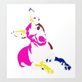 Its a dogs life! Art Print