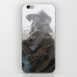 Mountain's Cowboy by GEN Z iPhone Skin