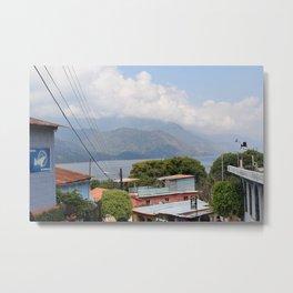 San Juan Metal Print