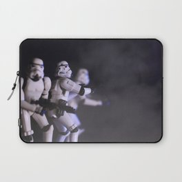 Only Imperial Stormtroopers are so precise Laptop Sleeve