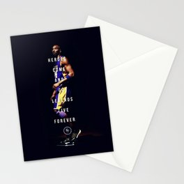 KobeBryant Quotes Stationery Cards