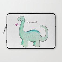 Apatosaurus Dinosaur Laptop Sleeve