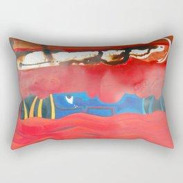 Weeping forest Rectangular Pillow